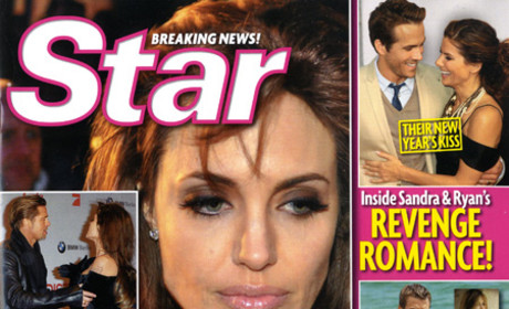 Angelina Jolie WASTED!