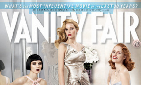 Jennifer Lawrence, Rooney Mara, Others Cover Vanity Far Hollywood Issue