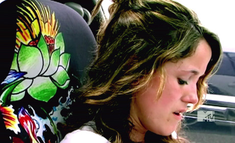 Teen Mom 2 Recap: Jenelle Evans Can't Smoke Weed For a Year! A Year!