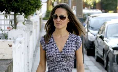 Pippa Middleton Sun Dress