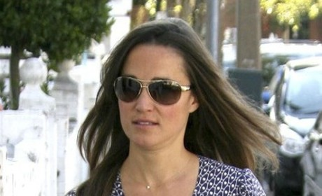 Pippa Middleton and George Percy: Dating!