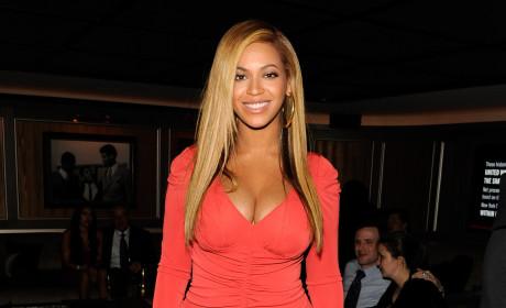 Beyonce Debuts Post-Blue Body