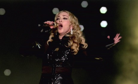 Madonna Announces World Tour Dates