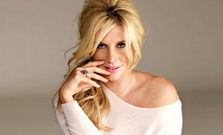 Ke$ha in Glamour: Major Makeover Alert!