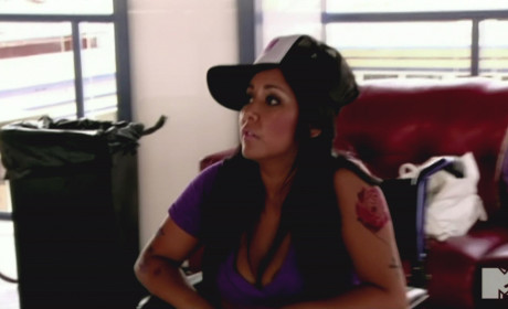 Snooki Pregnancy Out of the Bag: Baby Stores in Jersey City on Alert!