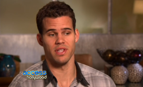 Kris Humphries on Kim Kardashian Marriage: Real to Me!