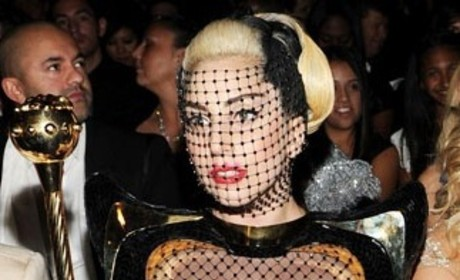 Grammy Awards Fashion Face-Off: Lady Gaga vs. Nicki Minaj