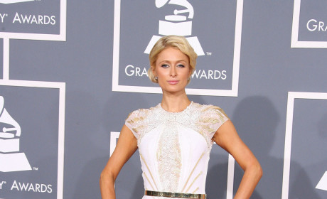 Grammy Awards Fashion Face-Off: Paris Hilton vs. Rebecca Black
