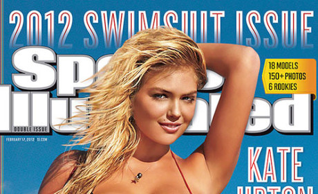 Kate Upton SI Swimsuit Issue Cover
