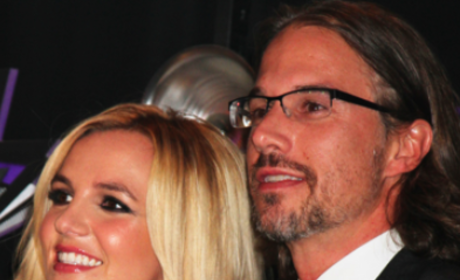 A Britney, Jason Photo