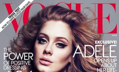 Adele Craves Sex, Loves Alec Baldwin