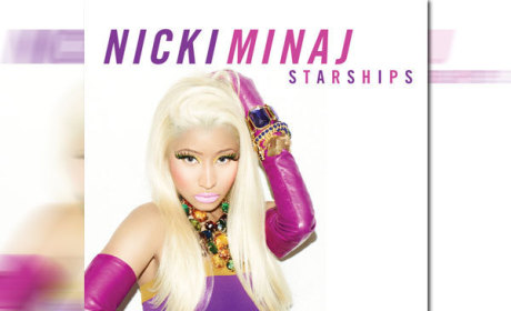 "Nicki Minaj First Listen: ""Starships"""