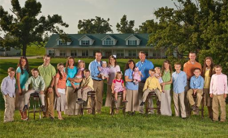 Jim Bob & Michelle Duggar: Still Hoping For Baby #20!