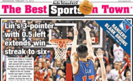 Linsanity vs. Lindsanity: THG Tale of the Tape!