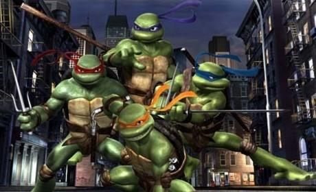Teenage Mutant Ninja Turtles Reboot: In the Works!