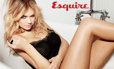 Kate Upton Esquire Pic