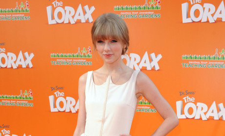 Who looked better at The Lorax premiere?