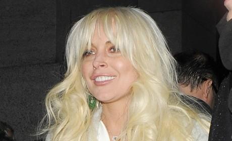 Lindsay Lohan: Doing Awesome at Probation!