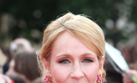 J.K. Rowling Cries Over End of Harry Potter Series