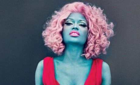 Nicki Minaj in Vogue