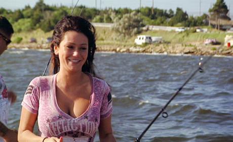 JWoww Fishin'