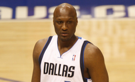 Lamar Odom as a Maverick
