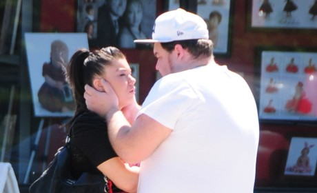Amber Portwood and Gary Shirley: Beefing With His Ex Kristina Anderson?