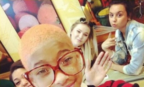 Willow Smith: Nerds, Bald Heads Rule!