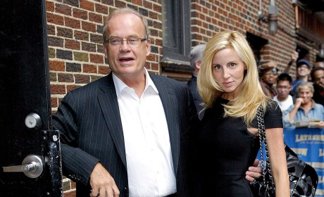 Camille Grammer and Kelsey Grammer Settle Custody Dispute