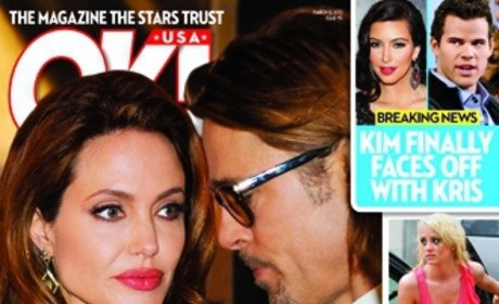 Brad Pitt & Angelina Jolie: The Fake Wedding is OFF!