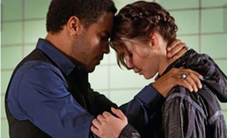Cinna and Katniss