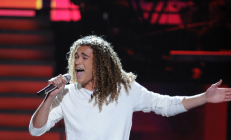 Which American  Idol finalist will go farther, Deandre or Joshua?