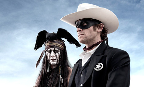 The Lone Ranger Reviews: Should They Ride Off Into the Sunset?