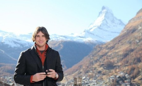 Ben in Switzerland