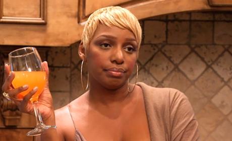 "NeNe Leakes Slams ""Train Wreck"" Brandi Glanville, Defends ""Veteran"" Teresa Giudice"