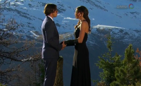 Bachelor Finale Pic
