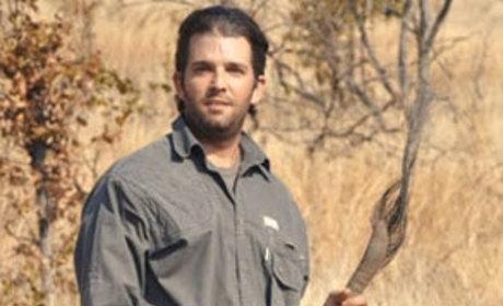 Donald Trump, Jr. Defends Brutal Hunting Pics