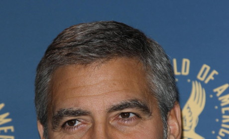 George Clooney Arrested in Sudanese Protest