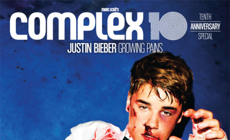 Justin Bieber: Bloody in Complex