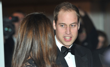 Royal Baby Watch: Prince William Leaves For London?