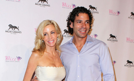 Camille Grammer Speaks on Real Housewives of Beverly Hills Departure, Dimitri Charalambopoulos
