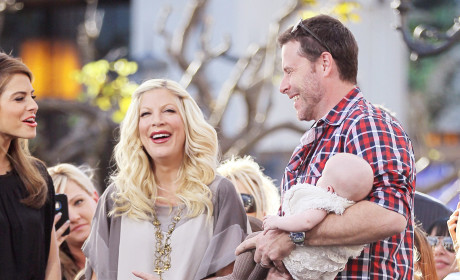 Tori Spelling and Dean McDermott: So Broke He Can't Get a Vasectomy