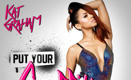 """Kat Graham Releases Music Video for """"Put Your Graffiti on Me"""""""