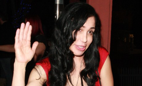 Octomom: Getting Death Threats For Going on Welfare!