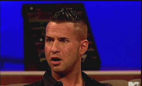 The Situation: Warned By Jersey Shore Repeatedly About Drinking Problem?