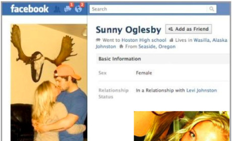 Sunny Oglesby & Levi Johnston: Dating Somehow!