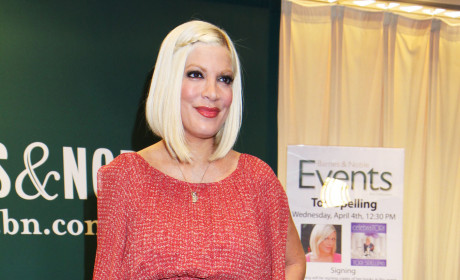 Would you watch a Tori Spelling sex tape?
