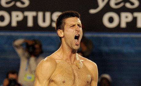 Who Would You Rather: Shirtless Tennis Stars Edition!