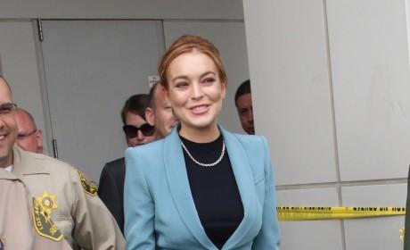 Lindsay Lohan: Framed in New Nightclub Drama?