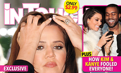 Khloe Kardashian Suffers Miscarriage ... According to Tabloid